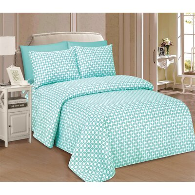 Sabatino Microfiber Sheet Set Size: Queen