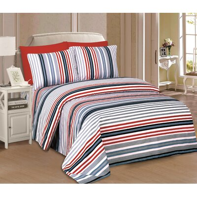 Roundtree Microfiber Sheet Set Size: Twin