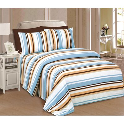 Rosenblum Microfiber Sheet Set Size: King