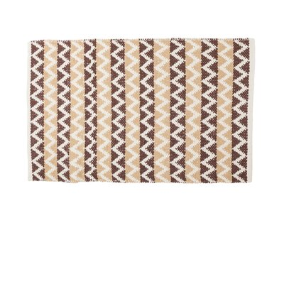 Latte Indoor/Outdoor Area Rug Rug Size: 2 x 3