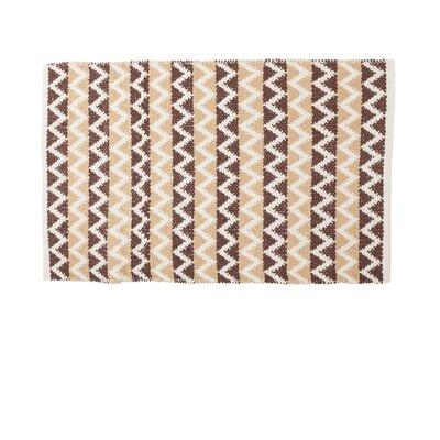 Latte Indoor/Outdoor Area Rug Rug Size: 2 x 3