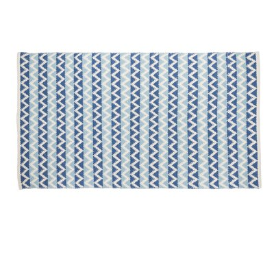 Ocean Indoor/Outdoor Area Rug Rug Size: 3 x 5