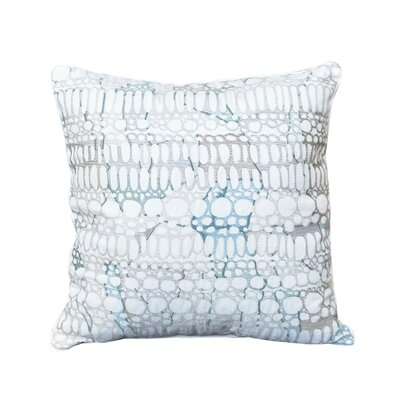 Magnolia Cotton Throw Pillow