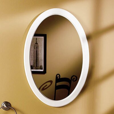 Dunhill 21 x 31 Recessed Mirror Cabinet Finish: White