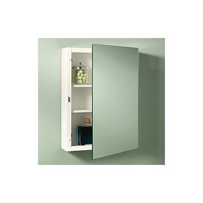 Topsider 16.13 x 26.13 Surface Mount Medicine Cabinet