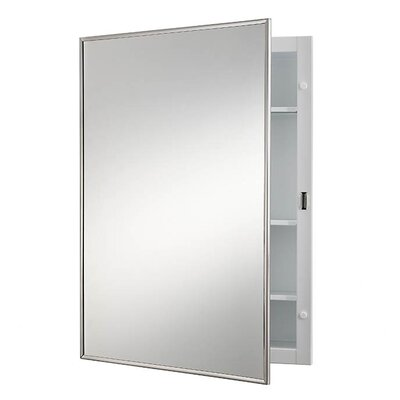 Styleline Classic 16 x 22 Recessed Medicine Cabinet