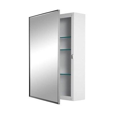 Styleline 16.13 x 22.13 Surface Mount Medicine Cabinet
