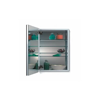 Metro 15 x 35 Recessed or Surface Mount Medicine Cabinet