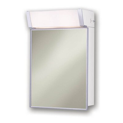 Speciality 16 x 24 Surface Mount Medicine Cabinet with Lighting