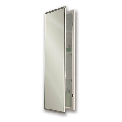 Specialty Bel Aire Auxiliary 13 x 36 Recessed Medicine Cabinet