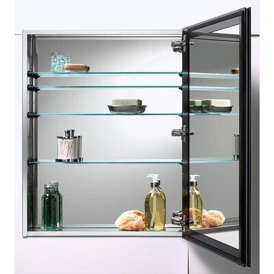 Gallery 15 x 25 Recessed Medicine Cabinet