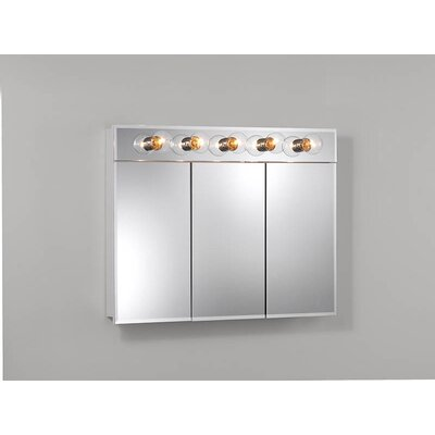 Ashland 36 x 27.75 Surface Mount Medicine Cabinet