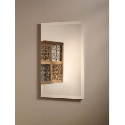 Perfect Square 16 x 26 Recessed Medicine Cabinet