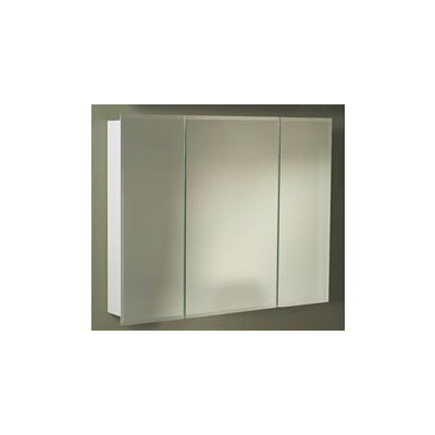 Tri-View 48 x 28.25 Surface Mount Medicine Cabinet