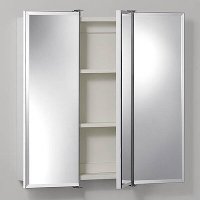 Ashland 24 x 24 Surface Mount Medicine Cabinet