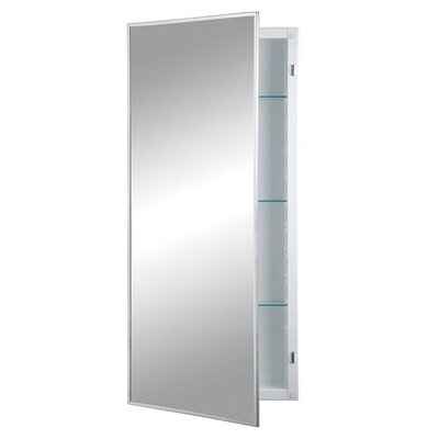 Specialty Government 16 x 36 Recessed Medicine Cabinet