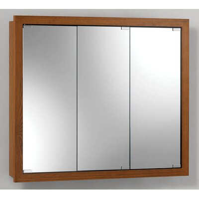 30 x 26 Surface Mount Medicine Cabinet Finish: Honey Oak