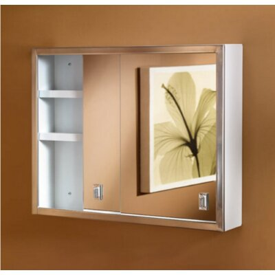 Contempora 23.8 x 19.2 Surface Mount Medicine Cabinet