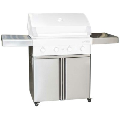 Turbo Elite Universal Grill Cart for Turbo B03439050A