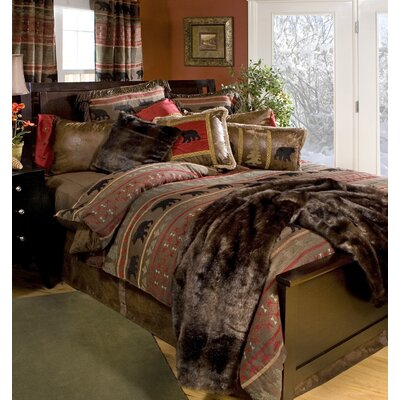 Bear Country Comforter Collection