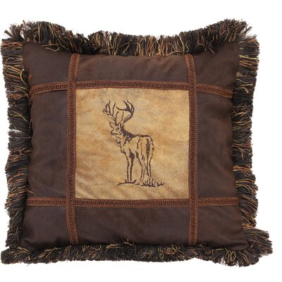 Autumn Trails Throw Pillow