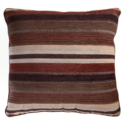 Old West Stripe Euro Sham