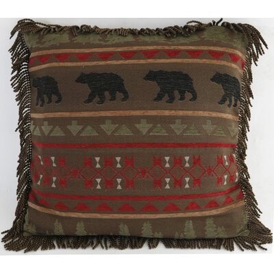 Bear Country Euro Sham