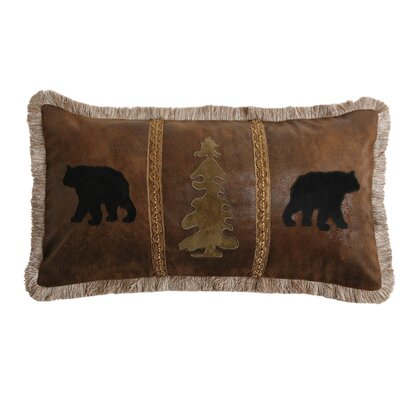 Bear Country Lumbar Pillow