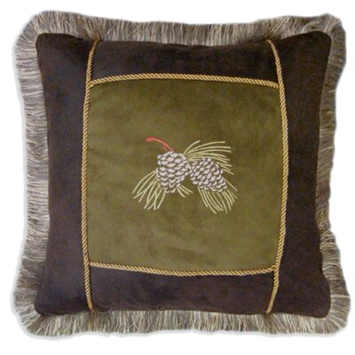 Hodges Pinecone Throw Pillow