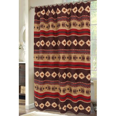 Amaranth Shower Curtain