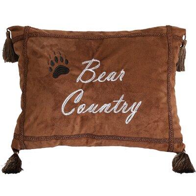 Grand Teton Plaid Lumbar Pillow