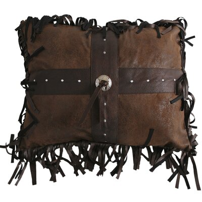 Concho Cross Pillow