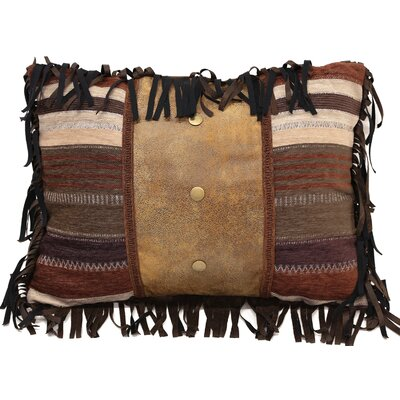 Old West Stripe Lumbar Pillow