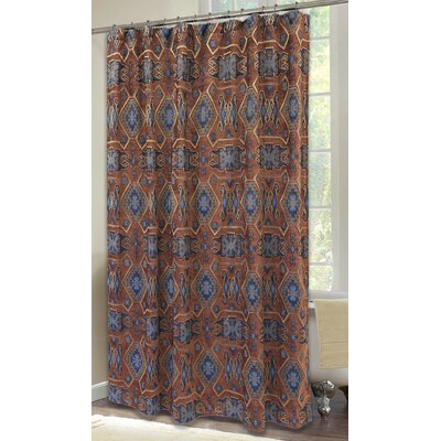 Saguaro Desert Shower Curtain
