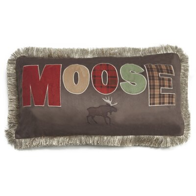 Lauria Moose Lumbar Pillow