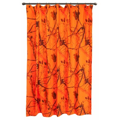 Realtree AP Blaze Shower Curtain