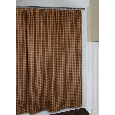 Finney Plaid Shower Curtain