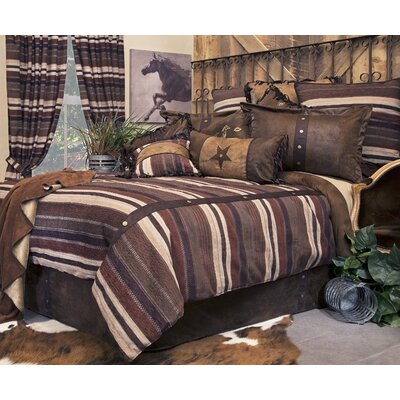 Old West Stripe Comforter Collection