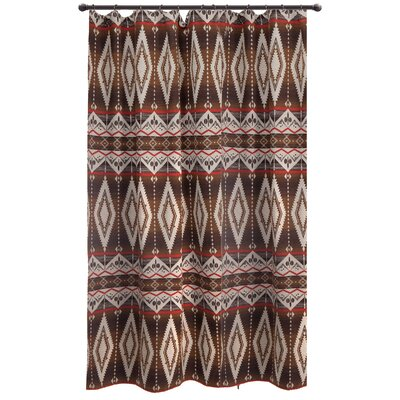 Pecos Trail Shower Curtain