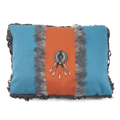 Mojave Sunset Lumbar Pillow