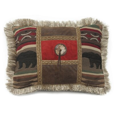 Backwoods Lumbar Pillow