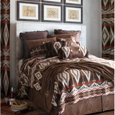 Pecos Trail Comforter Set