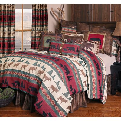 Takoma Comforter Set Size: King