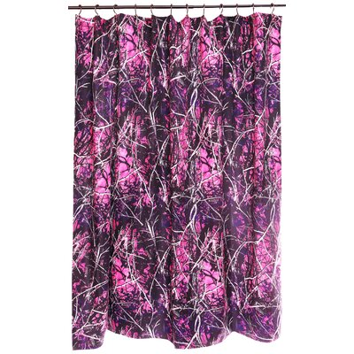 Muddy Girl Shower Curtain