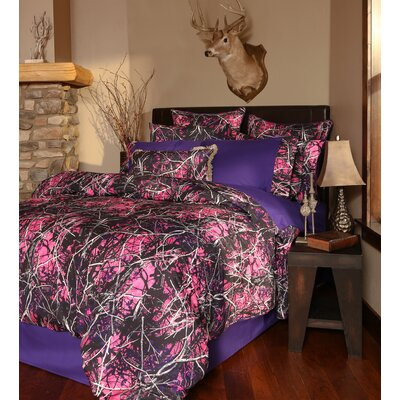 Muddy Girl Comforter Set Size: Twin