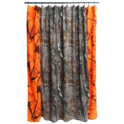 Realtree AP Shower Curtain