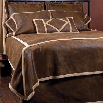 Wyoming Reversible Comforter Set Size: Full/Queen