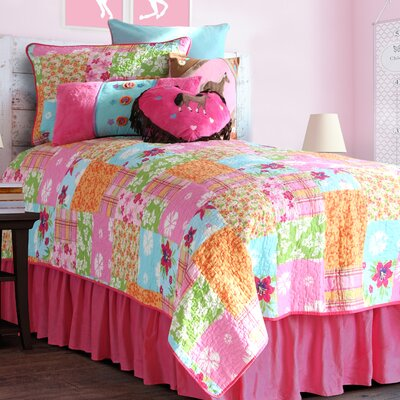 Cowgirl Reversible Quilt Size: Full/Queen