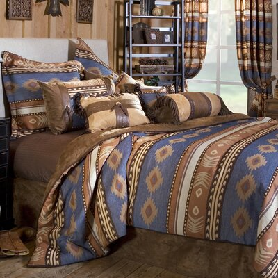 Sierra Reversible Comforter Set Size: Full/Queen