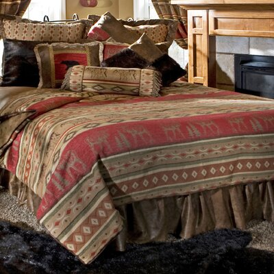 Adirondack Comforter Set Size: Full/Queen